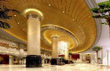 酒店大堂-柱子